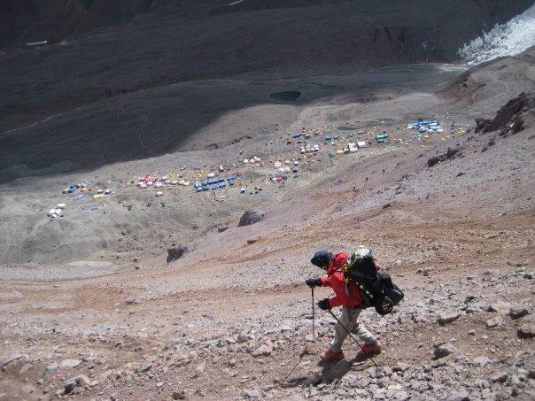Seven Summits - Aconcagua