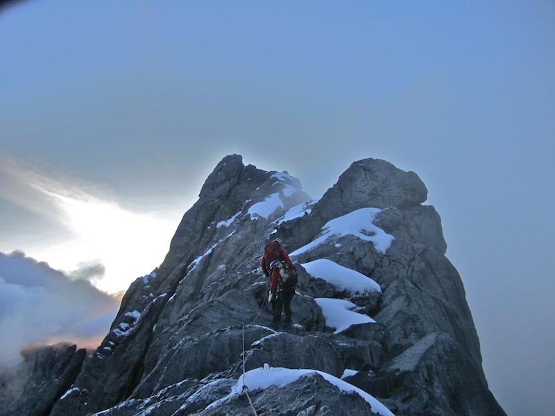 Seven Summits - Carstensz