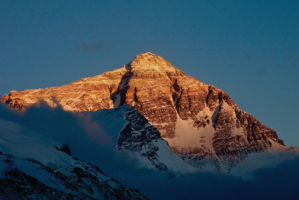 Seven Summits - Everest