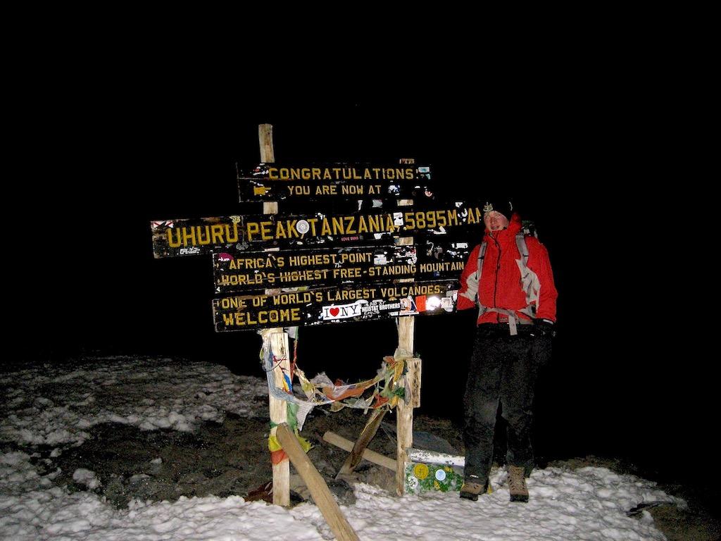 Seven Summits - Kili