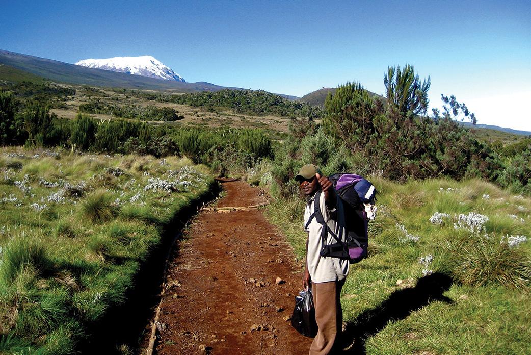 Seven Summits - Kilimanjaro
