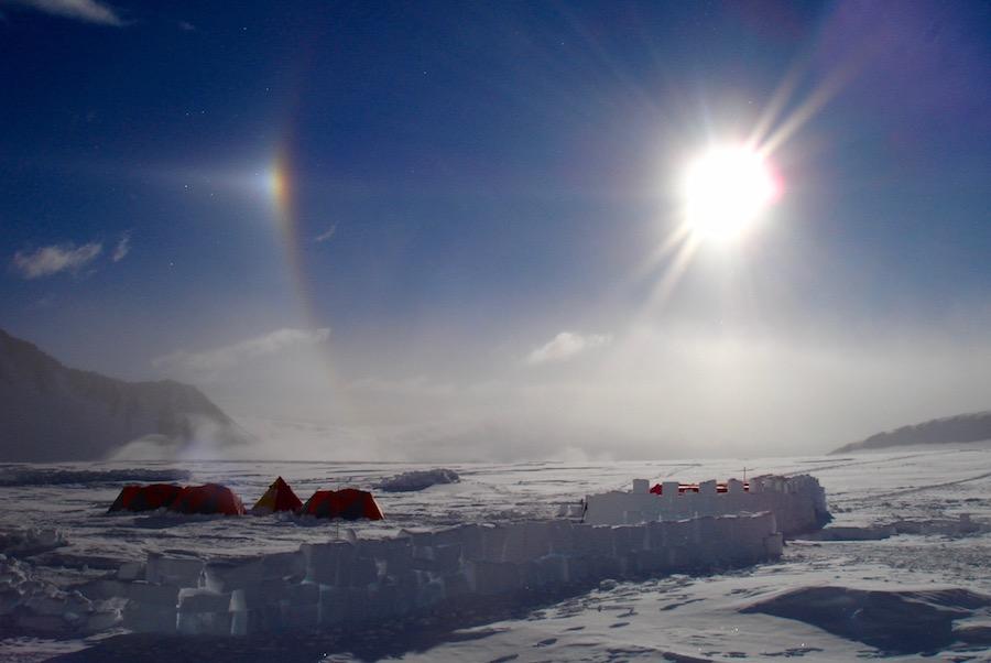 Seven Summits - Antarctica - Vinson