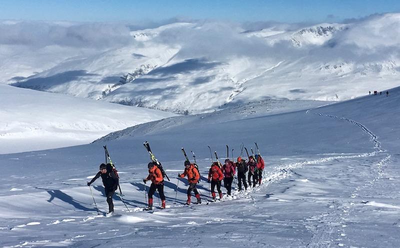Cross-Country skiing