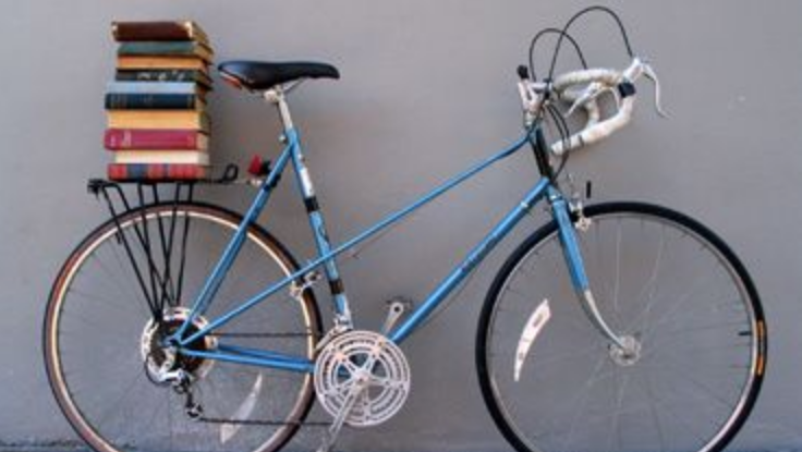 Bikes and Books