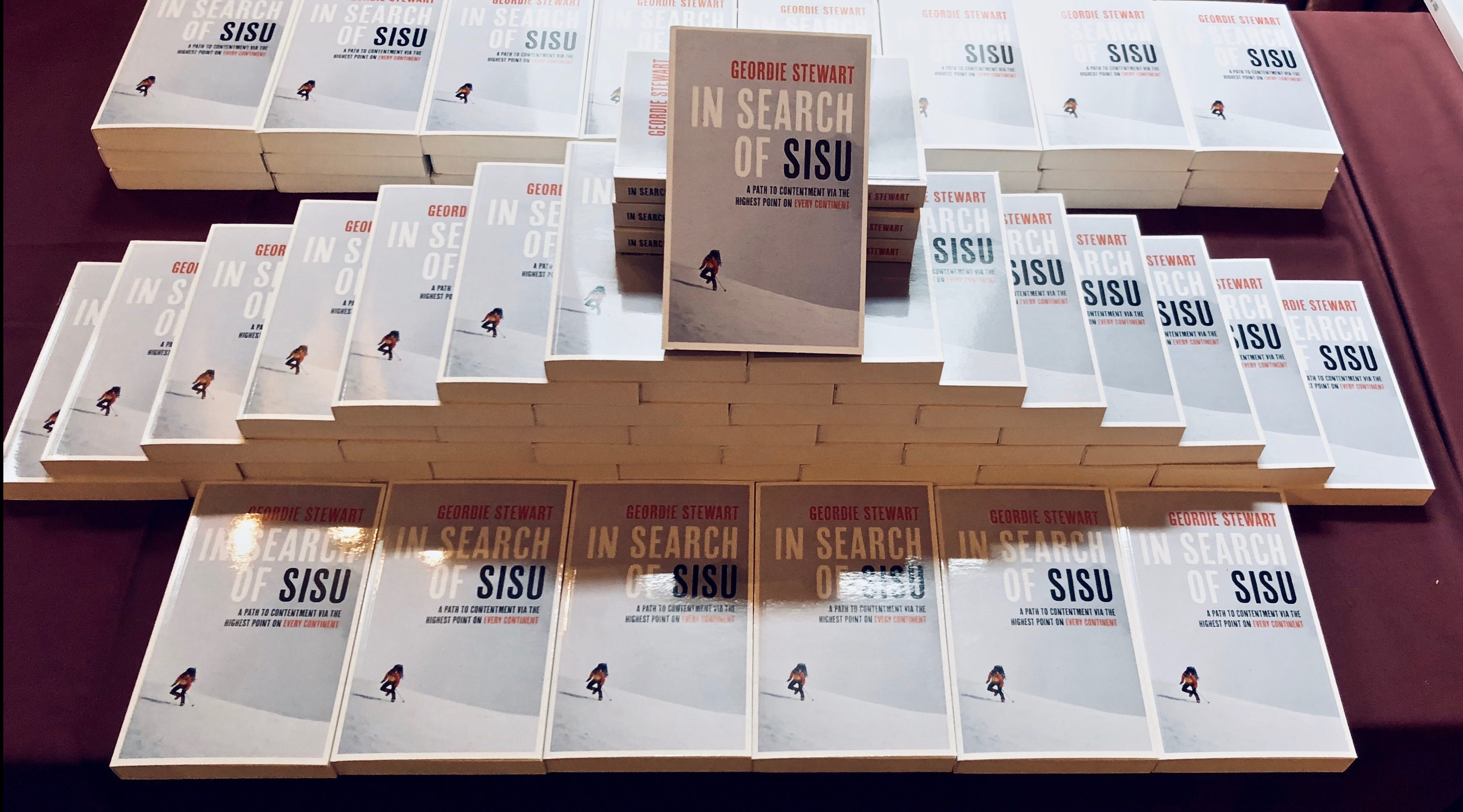 In Search Of Sisu Book Launch