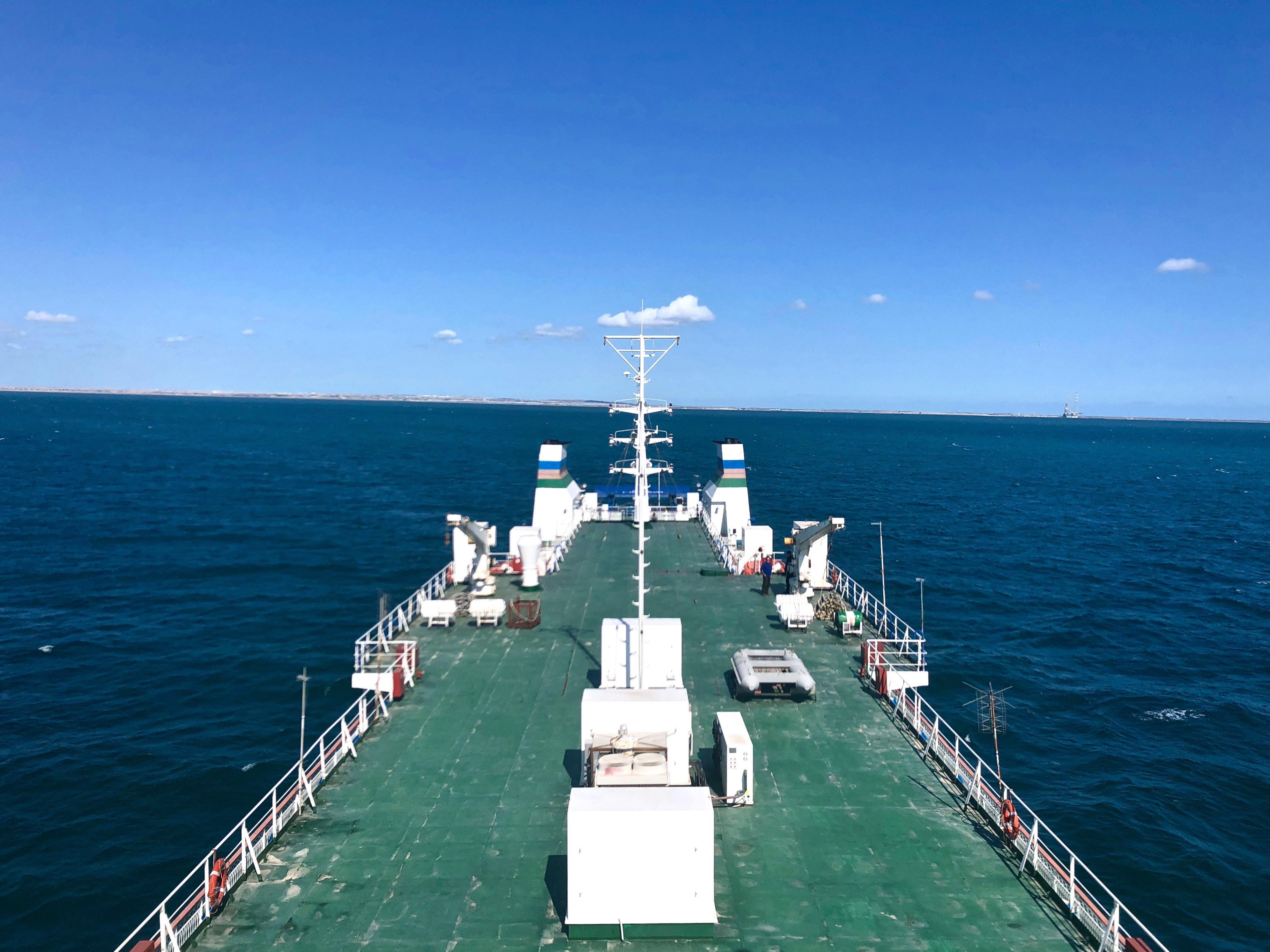 Crossing The Caspian