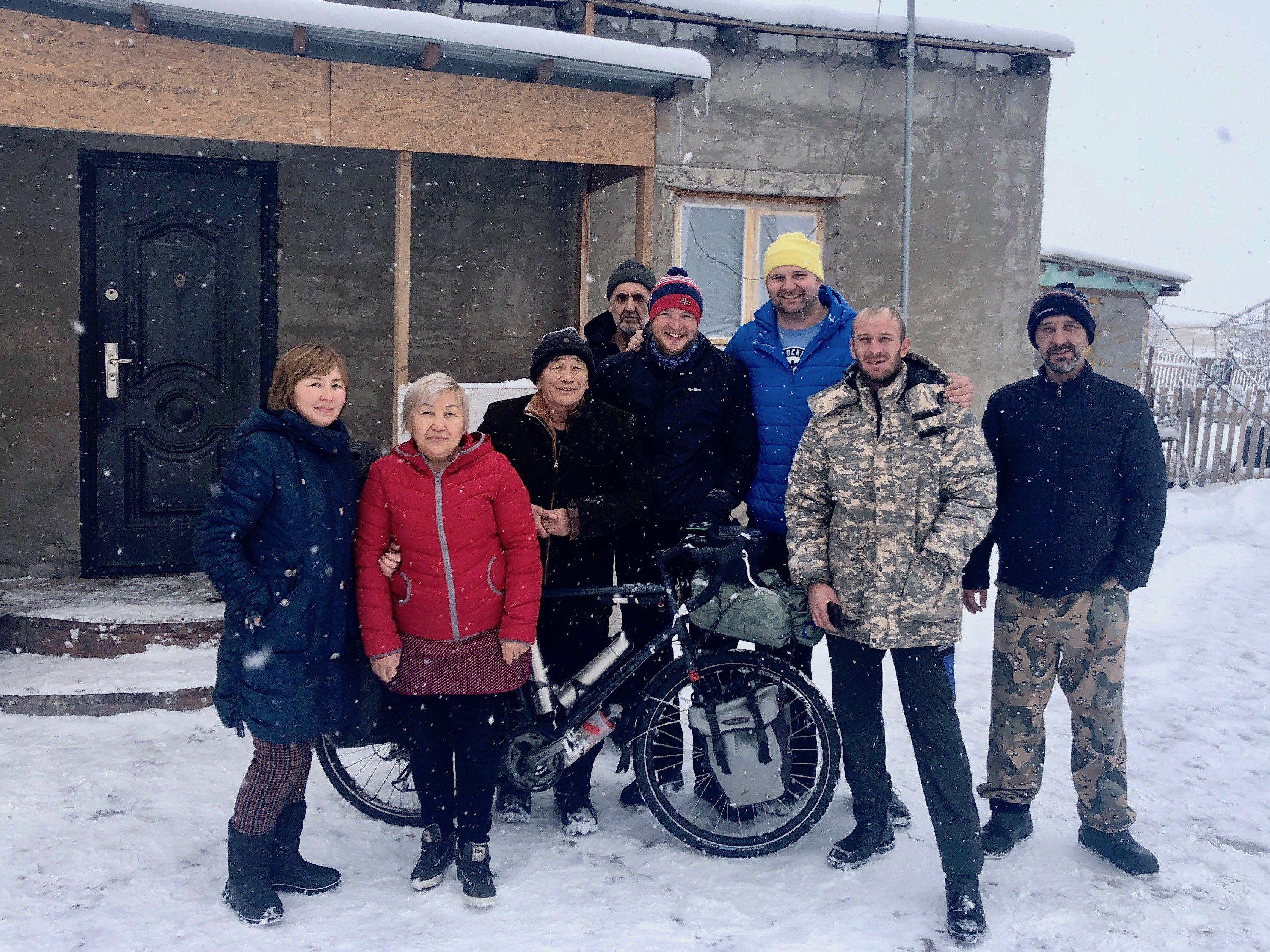 Kazakhstan Cycling