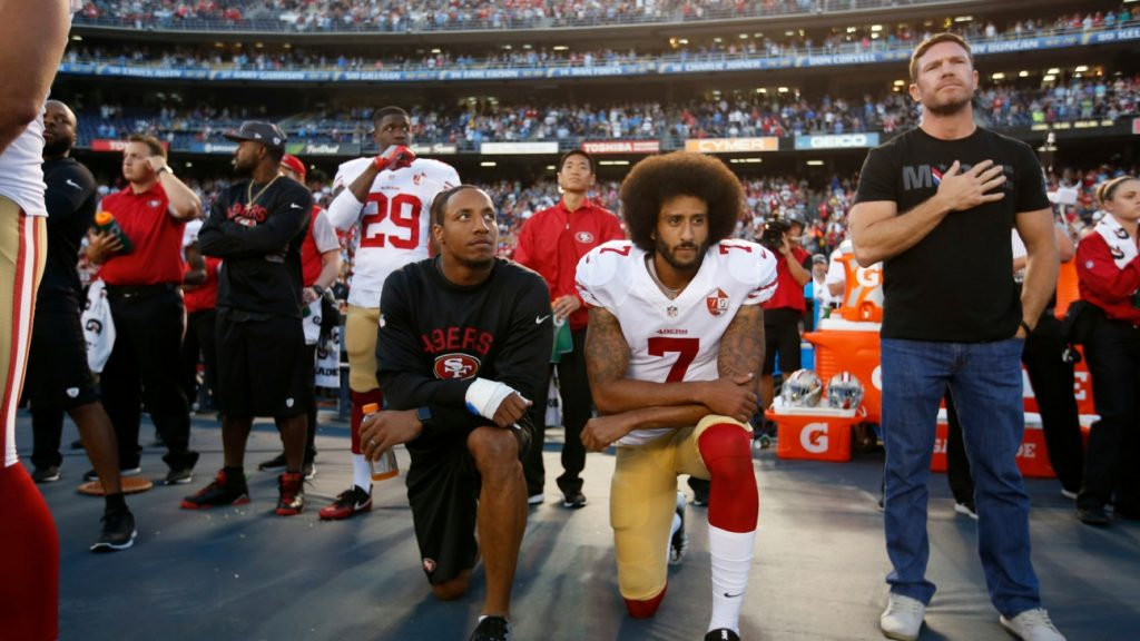 How Sport And Black Lives Matter Together