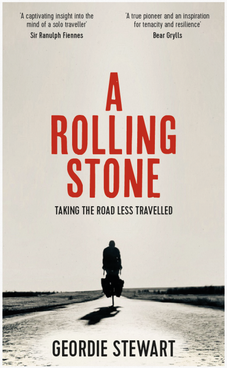 A Rolling Stone - Front Cover