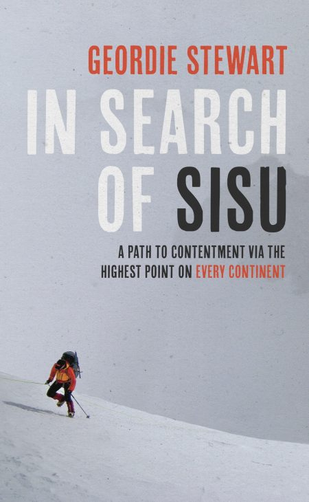 In Search Of Sisu - Front Cover